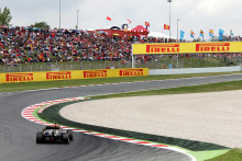 Spaniens GP ställer höga krav på däcken