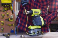 Första batteridrivna varmluftspistolen på konsumentmarknaden - ONE+