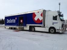 Deleten Road Show Suomessa, tervetuloa mukaan!