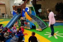 Lekplatskonceptet The Smart Playground blir ett helt nytt hjälpmedel inom svensk undervisning