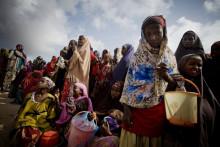 Svältkatastrofen i Somalia förvärras: UNICEF utökar insatserna