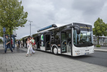 "MAN Lion's City GL CNG valgt til ""Bus of the Year 2015"""