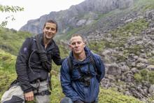 Maailmankuulu seikkailija Bear Grylls haastaa Hollywood-julkkikset – Selviääkö Channing Tatum Norjan erämaan haasteista?