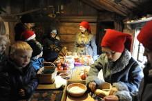 Julstök på Kulturen i Lund