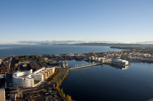 Jönköping träffade infrastrukturministern om höghastighetsjärnvägen