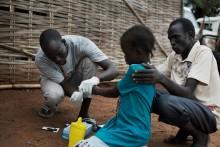 Allvarliga malariafall har tredubblats i Sydsudan