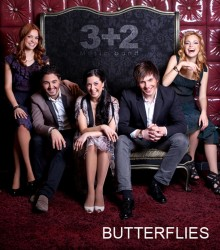 "3 + 2 feat Robert Wells ""Butterflies"";  Robert tar med sig kvintetten till Sverige i sommar!"