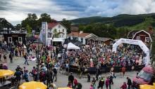 Över 400 startande på premiärårets Copper Trail 7K!