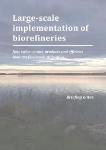 Rapport om bioraffinaderier