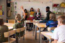 Nordisk konferens om kontroversiella frågor i SO-undervisning