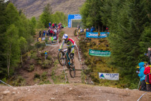 Red Bull endorsement gives Fort William World Cup wings