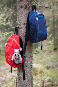 ISBJÖRNS ryggsäck för äventyr och förskola – nu i fyra härliga färger
