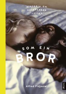 Alfred Fidjestøl med barnebok om 40-årsjubilanten Julius
