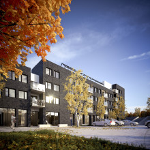 Midroc byggstartar ny centrumbyggnad vid Bulltofta friluftsstad i Malmö