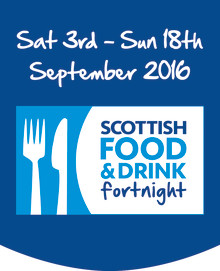 Scottish Food & Drink Fortnight Returns