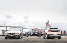 Mot framtiden med självparkerande bilar