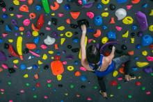 Pressinbjudan -  Premiärvisning av Umeås nya klätterhall