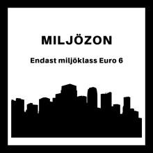 År 2020 – Uttåget för utsläppsklass Euro 5 samt skärpning av miljözonerna