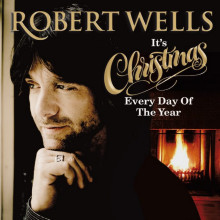"Robert Wells aktuell med jullåten ""It´s Christmas Every Day Of The Year""!"