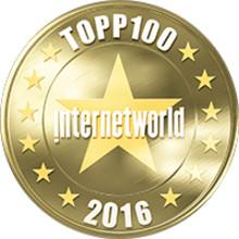 Episervers plattform i topp på Internet Worlds - Topp 100 bästa sajter