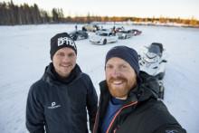 Swedriving lockar sportbilsjätte till Skellefteå