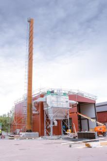 Orkla väljer ledande energileverantör för sin värmeförsörjning i Filipstad