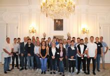 Villeroy & Boch heißt neue Auszubildende willkommen