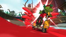 CAUTION: WET PAINT! Crayola Scoot reveals new screenshots