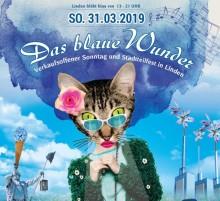 Linden macht blau - Sonntag, 31.3.2019