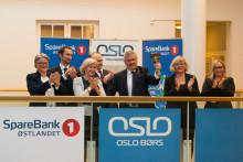 SpareBank 1 Østlandet børsnotert