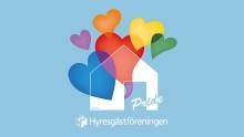 Hyresgästföreningen på Stockholm Pride – för allas lika rättigheter