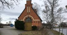 Byggnader i Lindesberg får estetisk ljussättning