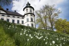 Den 1 maj öppnar slottet - ett vårtecken