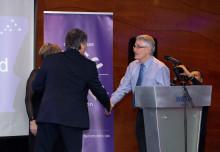 North Somerset stroke survivor receives regional recognition