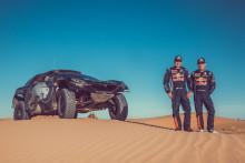 Rallykungen Sébastien Loeb kör Dakar 2016