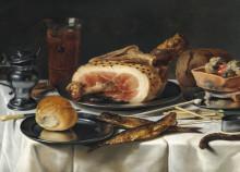 Early Masterpiece by Pieter Claesz
