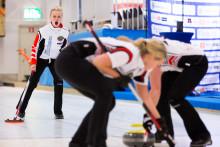 Curling: Elitseriepremiär för både damer och herrar kommande helg