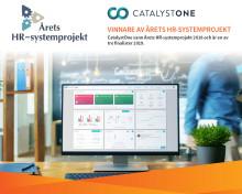 CatalystOne finalist i Årets HR-systemprojekt 2019