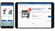 Kunden i fokus när Fredells Byggvaruhus öppnar e-handel