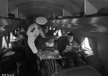 80 år med rutefly fra Europa