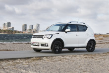 Suzukis kompaktbiler er de mest populære på verdensplan