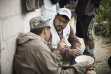 Våldet frodas längs gränsen mellan USA och Mexiko