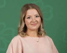 Inför Centerpartiets partistämma: Julia Algotsson sätter ungas psykiska hälsa på agendan