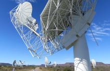 Svensk tratt fångar kosmiska vågor i världens största teleskop