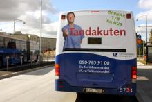 Nu öppnar Tandakuten Umeå