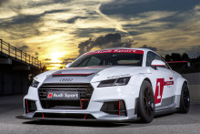 Audi Sport TT Cup – ny one-make cup for unge talentfulde kørere