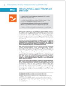 WaterAid välkomnar högnivåpanelens rapport och vision för utvecklingsagendan post2015