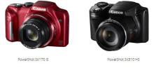 Canon presenterar PowerShot SX510 HS och PowerShot SX170 IS