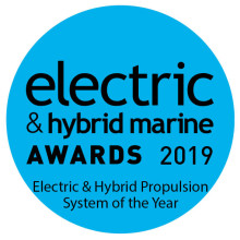 ForSea får ännu ett pris − Hybrid Propulsion System of the Year 2019