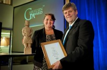 De nominerade till Gabrielsen Award 2013
